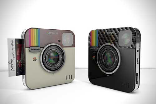 #Instagram Socialmatic reale nel 2014 grazie a Polaroid